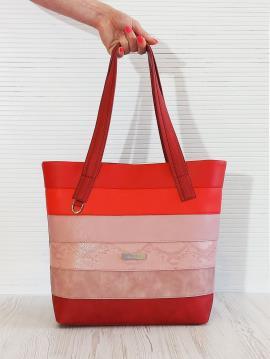 Фото товара: сумка 201333 червоний. Вид 2.