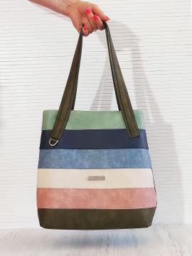 Фото товара: сумка 201334 хакі. Вид 1.