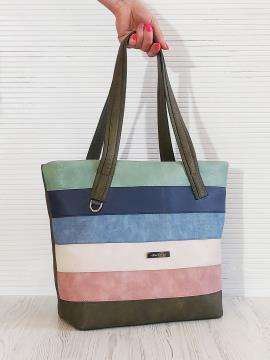 Фото товара: сумка 201334 хакі. Вид 2.