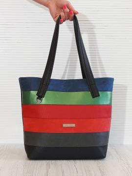 Фото товара: сумка 201335 чорний. Вид 2.