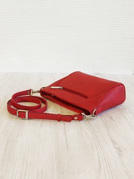 Фото товара: сумка через плече 201343 червоний. Вид 2.