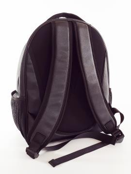 Фото товара: школьный рюкзак 211705 черный. Фото - 2.