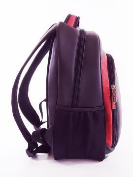 Фото товара: школьный рюкзак 211712 черный. Фото - 2.