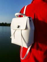 Фото товара: рюкзак 212301 белый. Фото - 1.