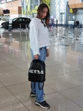 Фото товару: рюкзак 211514 чорний. Вид 1.