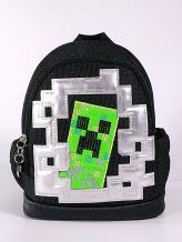 Фото товара: детский рюкзак 2083 черный. Вид 1.