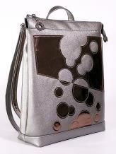 Фото товара: рюкзак 2104 никель. Вид 1.