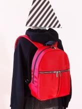 Фото товара: рюкзак MAN-004-1 красный. Вид 2.
