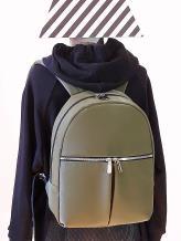 Фото товара: рюкзак MAN-004-4 хаки. Вид 1.
