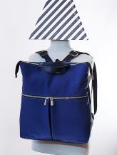 Фото товара: сумка-рюкзак MAN-005-3 синий. Вид 1.