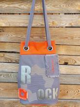 Фото товара: сумка-рюкзак 200251 темно-серый. Вид 1.