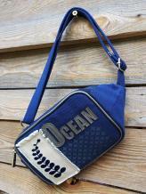 Фото товара: сумка на пояс 200264 синий. Вид 1.