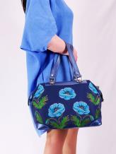 Фото товара: сумка 210052 синий. Вид 1.
