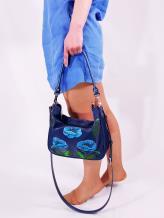 Фото товара: сумка через плечо 210072 синий. Вид 1.