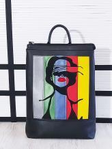 Фото товара: рюкзак 201303 черный. Вид 1.