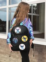 Фото товара: рюкзак 201356 черный. Вид 4.