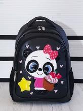 Фото товара: рюкзак 201705 черный. Вид 1.