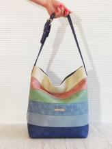 Фото товара: сумка 201322 синий. Вид 1.