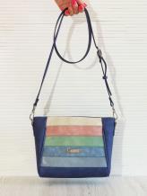Фото товара: сумка через плечо 201342 синий. Вид 1.