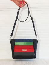 Фото товара: сумка через плечо 201345 черный. Вид 1.