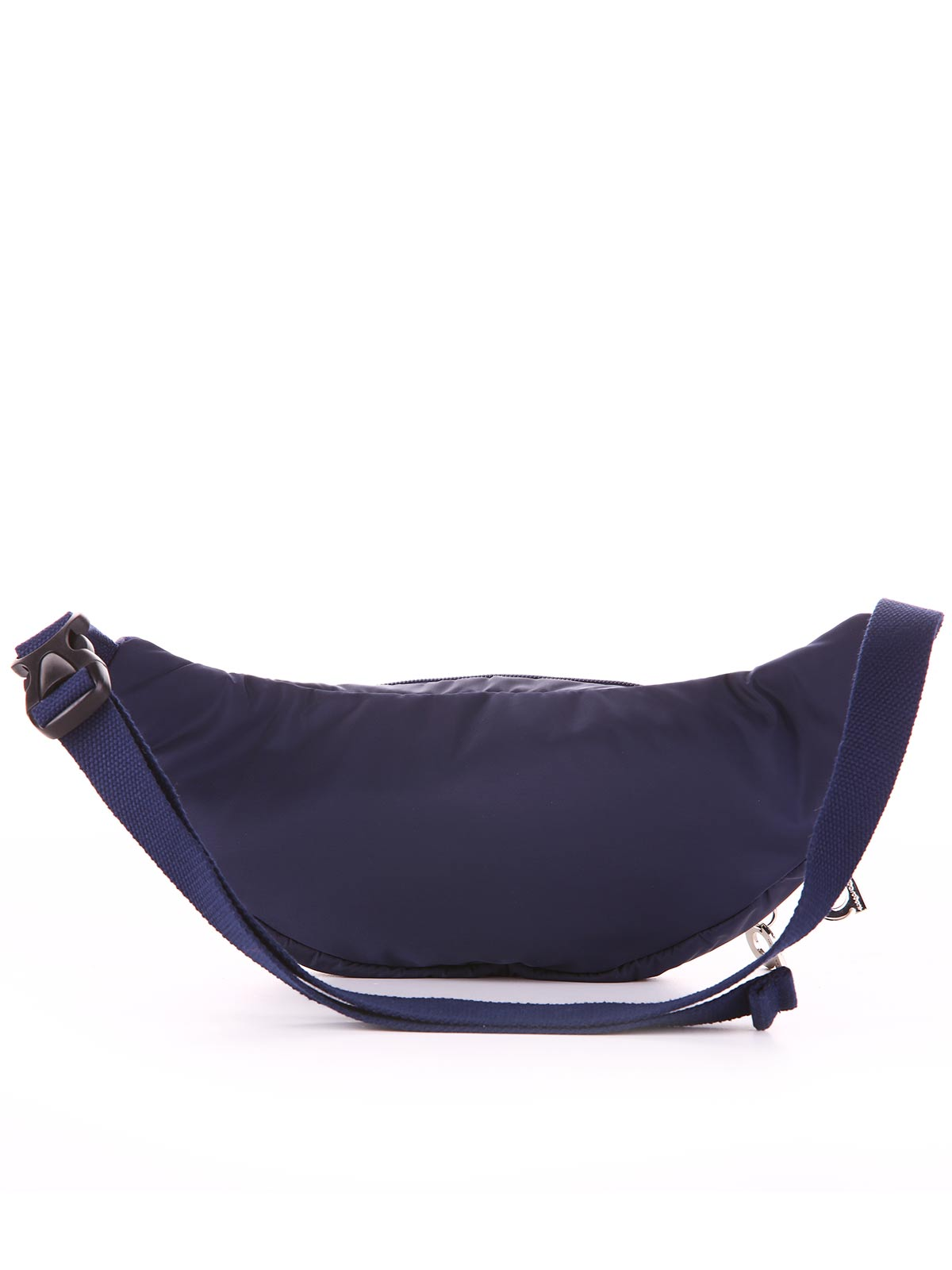 Модная сумка на пояс, модель 183882 синий. Фото товара, вид дополнительный.