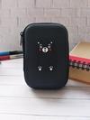 Модный чехол для наушников для наушников кумамон черный. Фото товара, вид 1_product-ru